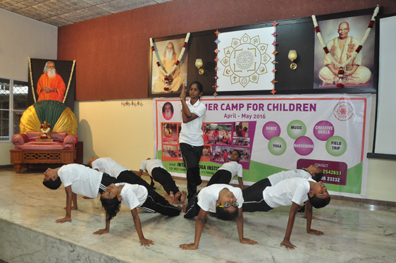 SUMMER CAMPS FOR CHILDREN 1